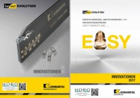 New Kennametal catalogs 'Innovations 2017 and 2016'